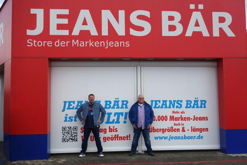 size 40 6830e d43d1 Jeansbär | Jeans und Mode in Übergrößen für Männer bei Jeans ...